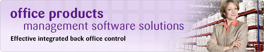 office products management software solutions