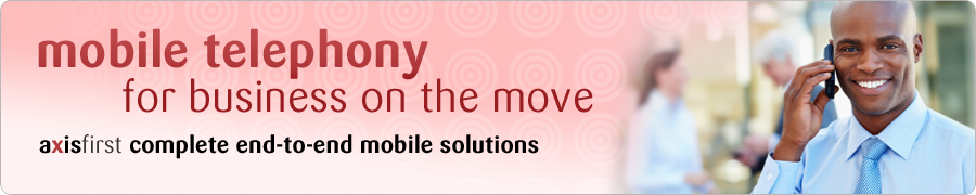 mobile telephony for business on the move