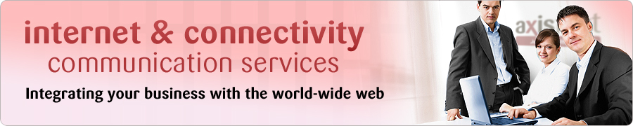 Internet and Connectivity Communication Services