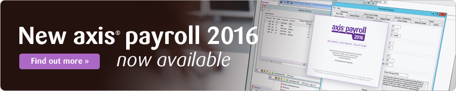 axis payroll 2016 is now released