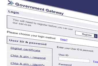Important Changes for users of the Government Gateway class=