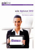 Management Overview of the key new features of <strong>axis diplomat 2012</strong>
