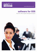 Management Software for Electronic Office Supplies (EOS) dealers