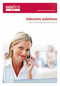 Fixed Line and Business Mobile Solutions