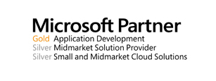 axisfirst Microsoft Gold Partner Logo