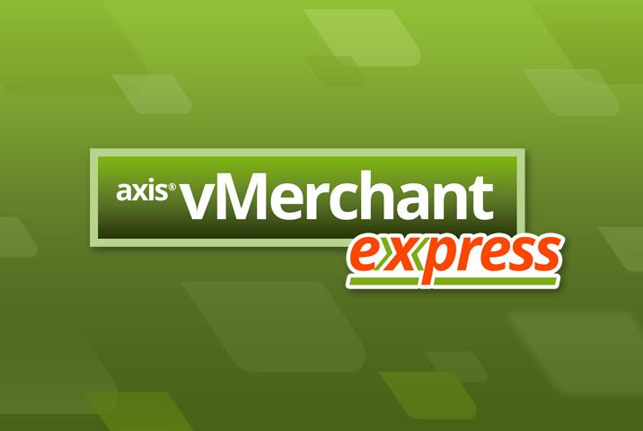 axis vMerchant Express class=