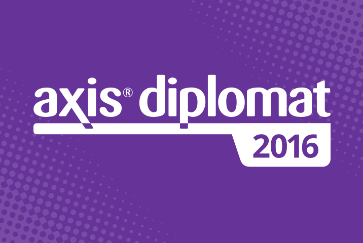 axis diplomat 2016 is now released!