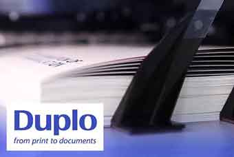 New Duplo International Website