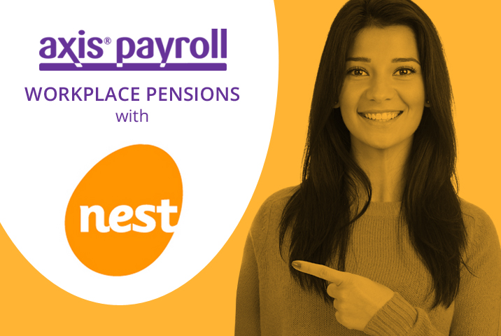 axisfirst announces support for NEST Workplace Pensions