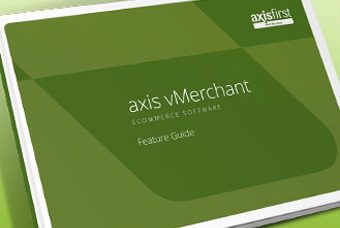 New axis vMerchant Feature Guide