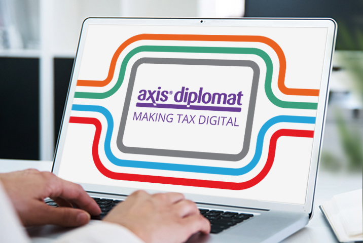 Making Tax Digital Information for axis diplomat Users