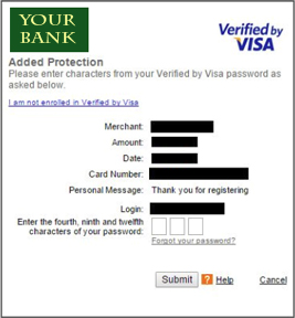 Strong Customer Authentication for Online Card Payments